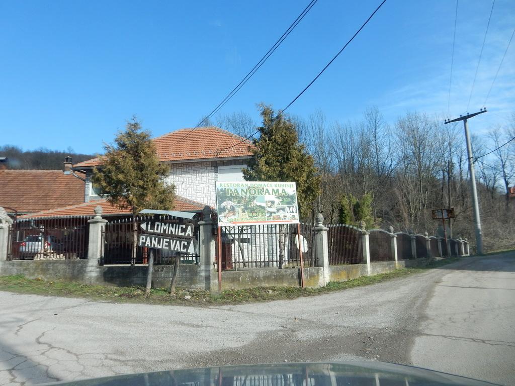 """""""Panorama"""" Lomnica - Etno restoran sa prenoćištem"""